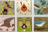 Charlie Harper Mixed Media Animals