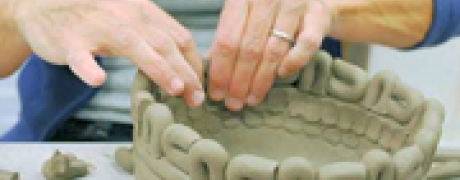 (Class Cancelled) Clay Hand-Building Techniques (ages 10-adult)