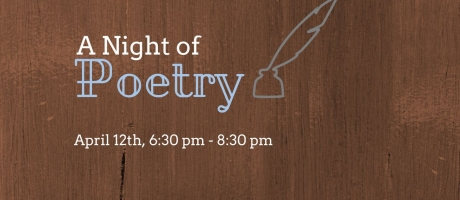 A Night of Poetry 2017