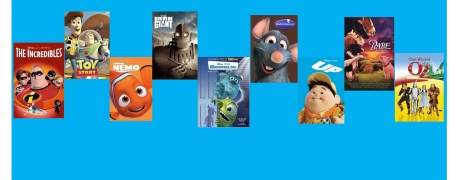 Film and Art for Kids (ages 6+, Under 6 must be accompanied by an adult)
