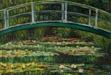 Monet's Waterlillies Painting - Seniors (ages 55 and up)