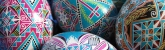 CLASS FULL - Enrollment Closed - Pysanky - Ukrainian Easter Eggs (age 8 to adult)