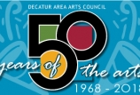 Celebrating the 50th Anniversary of the Decatur Area Arts Council