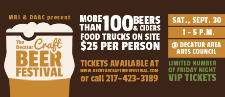 The Decatur Craft Beer Festival - Fundraiser