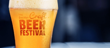 2018 Decatur Craft Beer Festival - Fundraiser