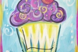 Cupcakes – Decorate, Paint and Eat! (Ages 6+)