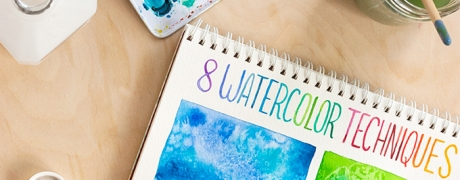 Watercolors with Jennifer Stout - Winter Series